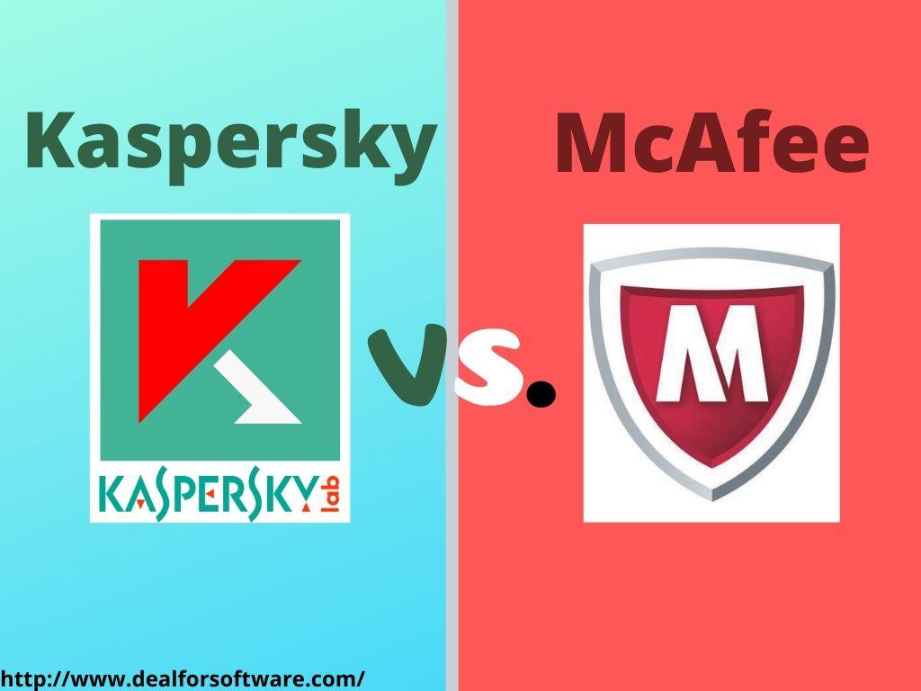 Kaspersky vs. McAfee