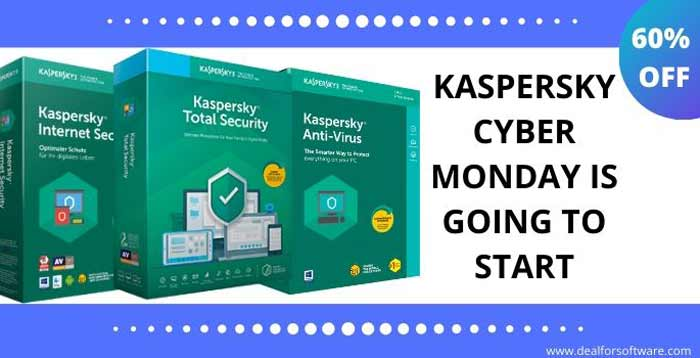 Kaspersky Cyber monday