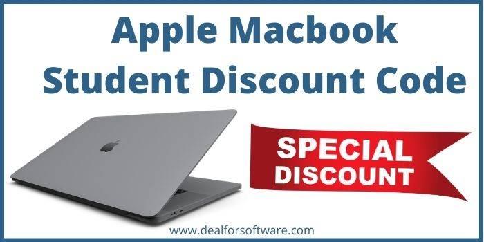 Apple Macbook Student Discount Code