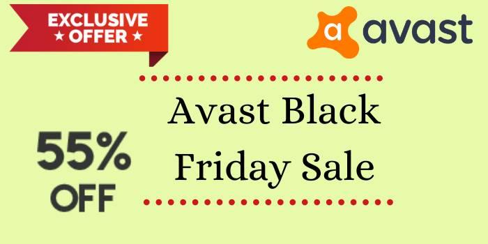 Avast Black Friday Sale Feature