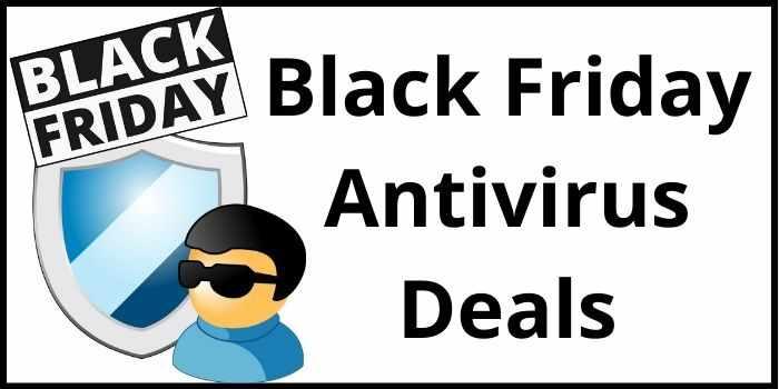 Black Friday Antivirus Deals