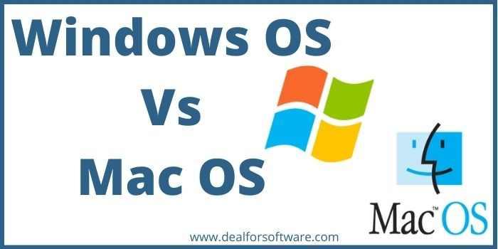 Windows OS Vs Mac OS