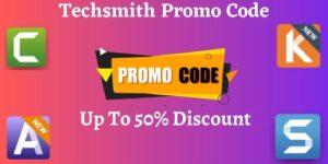 Techsmith Promo Code